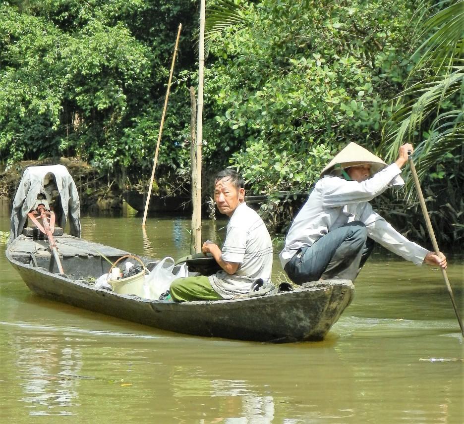 Transportation, Mekong style